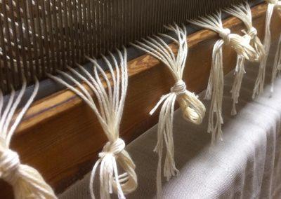 Textile Arbeiten